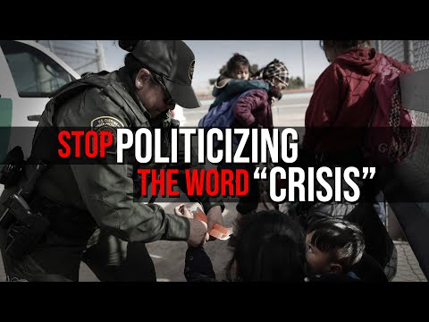 "Radical Left's Disgusting Politicization of the Word ""Crisis"""