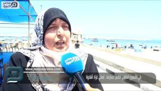 بالفيديو| أهالي غزة: أنقذونا