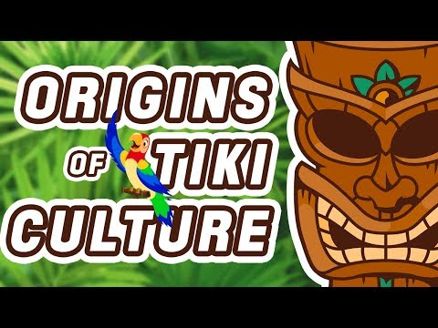 Behind the Tiki Room: The Origins of Tiki Culture (feat. Disney Dan!)