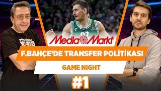 Fenerbahçe'de transfer politikası ve Ulanovas transferi... | Murat Murathanoğlu | Game Night #1