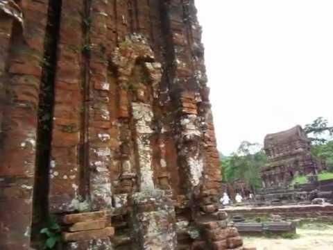 Du lịch Thánh địa Mỹ Sơn. Eng Nguyễn Vĩ Thiên