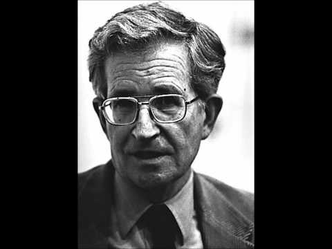 Noam Chomsky - Manufacturing Consent - People's Tribune Radio (1999)