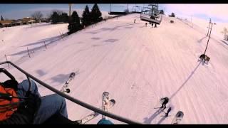 Winter Fun on Skis - Villa Olivia,  Bartlett, IL