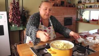 Вкусно с мамой Олей Суп из кабачка