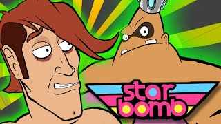 Repeat youtube video Starbomb - Glass Joe's Title Fight - Animated Music Video