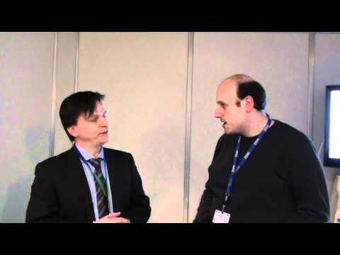 MWC 2012 : interview with Kjell Forsberg (Ericsson) on In-Game Communication
