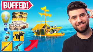 Epic just BUFFED the Best Drop in Fortnite Season 3... (Educational Commentary)