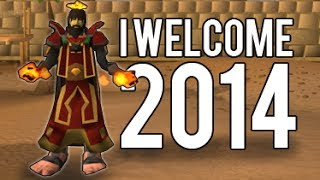 Runescape - I welcome 2014 with open arms!