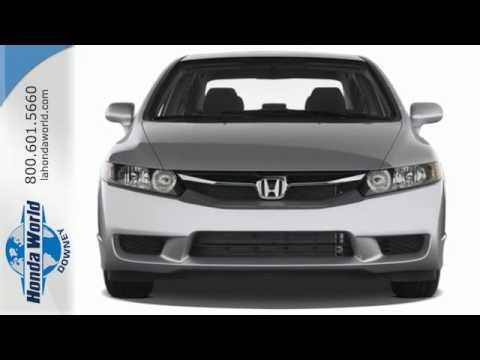 2009 Honda Civic Downey Los Angeles, CA #352700-1