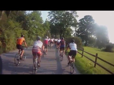 Cycling North New Jersey Thursday Group 8/23/2012