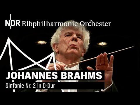 Brahms Sinfonie Nr 2. in D-Dur mit Dohnányi | NDR