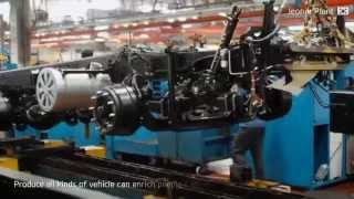 видео hyundai грузовики