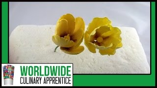 How to make Sugar Paste Tulips-Sugar Paste Flowers - Wedding Cakes Decoration - Pastry School(How to make Sugar Paste Tulips-Sugar Paste Flowers-Wedding Cakes Decoration-Pastry School. In that video tutorial, you will learn how to make beautiful ..., 2013-10-28T23:57:53.000Z)