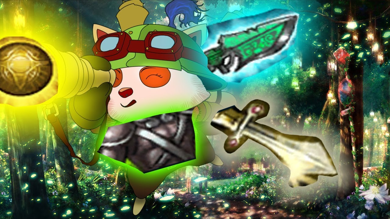 UTILITEEMO - IS THIS THE BEST TEEMO BUILD? D3 PROMOS AGAIN CAN HE DO IT LOL!