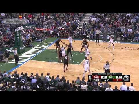 Toronto Raptors vs Milwaukee Bucks - Full Game Highlights   Game 6   April 27, 2017   #NBAPlayoffs