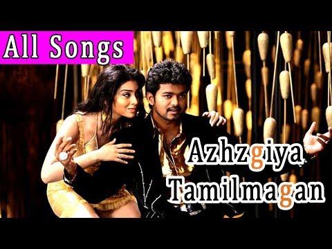 Ilayathalapathy Vijay best hit songs | AZHAGIYA Tamil Magan Video songs | AR Rahman Video songs