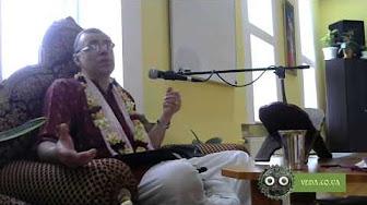 Шримад Бхагаватам 4.12.12 - Дваракарадж прабху