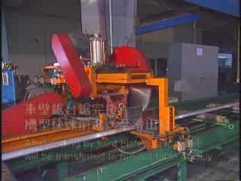 yuen-sun 2750 TON aluinum extrusion press 2