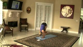 Yoga Workout Routine at Home Exercises for Flexibility & Strength