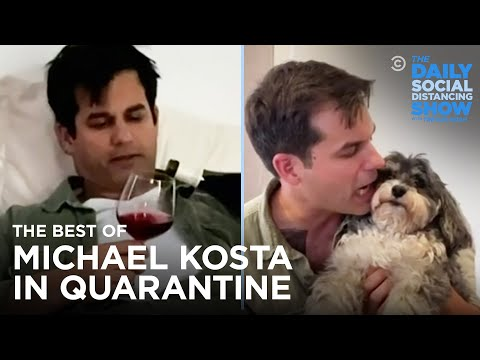 The Best of Michael Kosta in Quarantine | The Daily Social Distancing Show