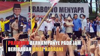 Download Video Gempa Bumi Sambut Kampanye Prabowo di Manado MP3 3GP MP4