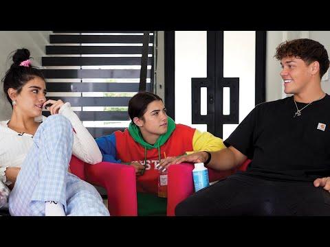 The Dixie D'Amelio Show with Noah Beck - Видео онлайн