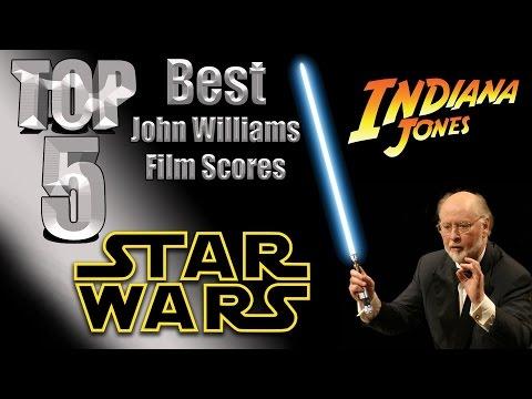 Top 5 Best John Williams Film Scores