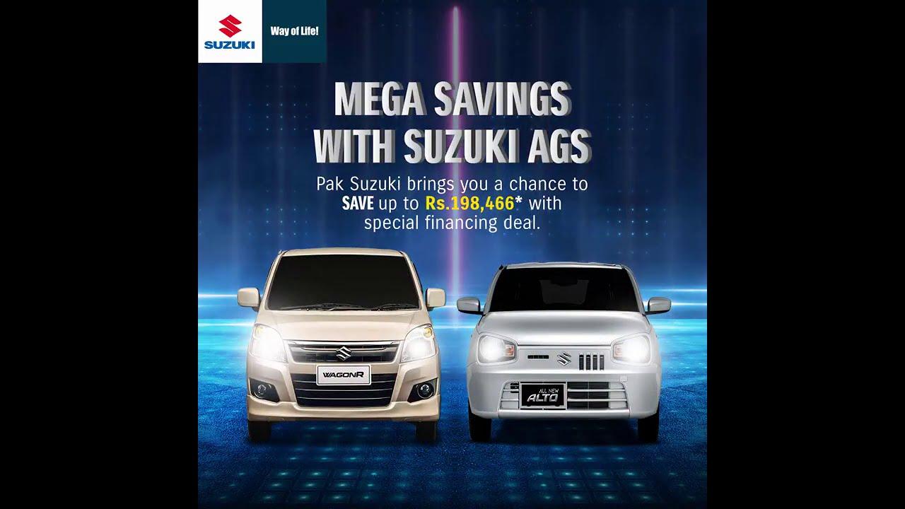 Suzuki | AGS |  Partnering Banks