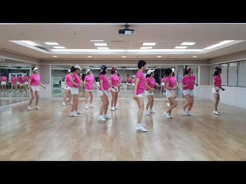 THE LOCOMOTION Line Dance (Beginner Level)