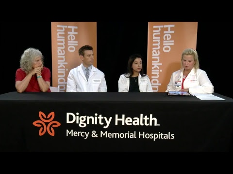 Doctors with Dignity Health (Mercy and Memorial Hospitals) Answer questions live about Valley Fever