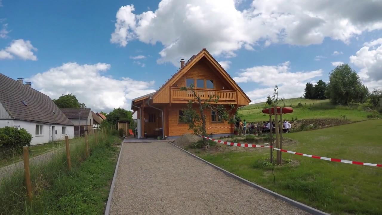 Thule Blockhaus Fjord Youtube