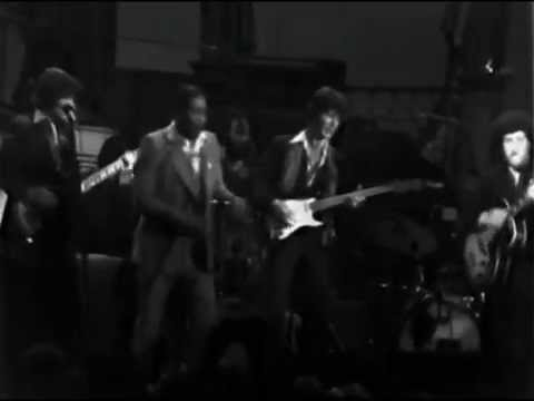 The Band - Caledonia (with Muddy Waters) - 11/25/1976 - Winterland (Official)