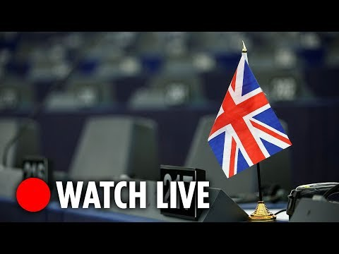 Michel Barnier quizzed on Brexit in Brussels (LIVE)