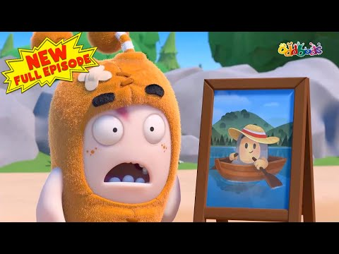 Oddbods   NEW   SELFIES GONE WRONG   Full EPISODE   Funny Cartoons For Kids