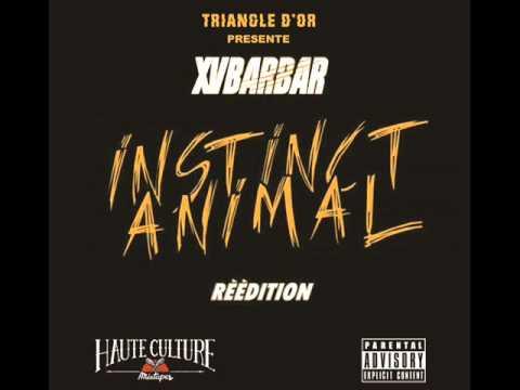 Xvbarbar - Black dance (Instinct Animal Réédition)
