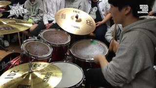 [Drum Battle 2] 손이 사라지기 시작했다.| 드럼전쟁 시즌2 1라운드⑪