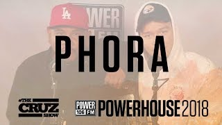 PHORA Meets Kyle, and Promises He Won't Stop Until He's Headlining Powerhouse