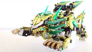 Top 3 Rank Zoids In Eastern Continent