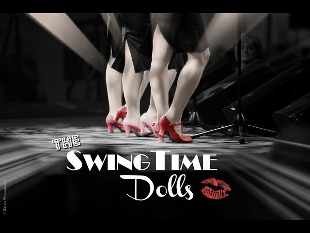The SwingTime Dolls In Action