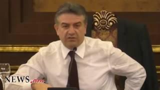 Դուք հիշու՞մ եք՝ երբ գազ չեք ունեցել  Վարչապետը՝ Հայաստանի էներգետիկ անվտանգության մասին