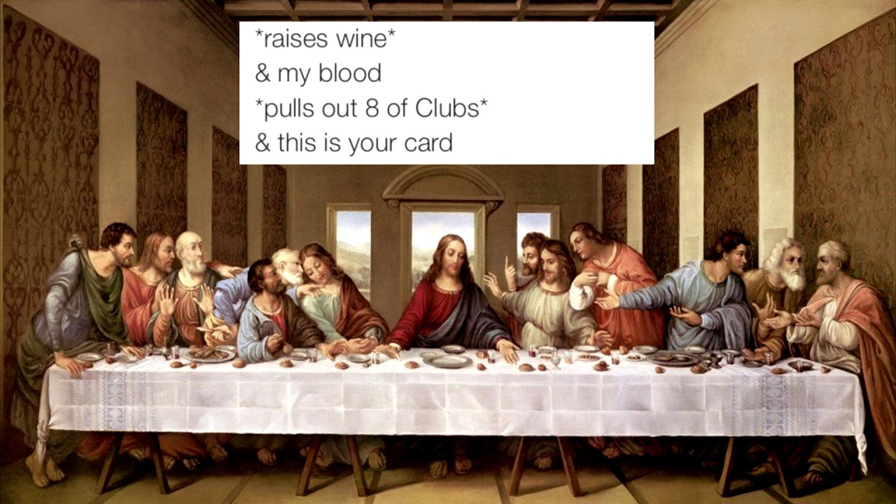 [At Last Supper]