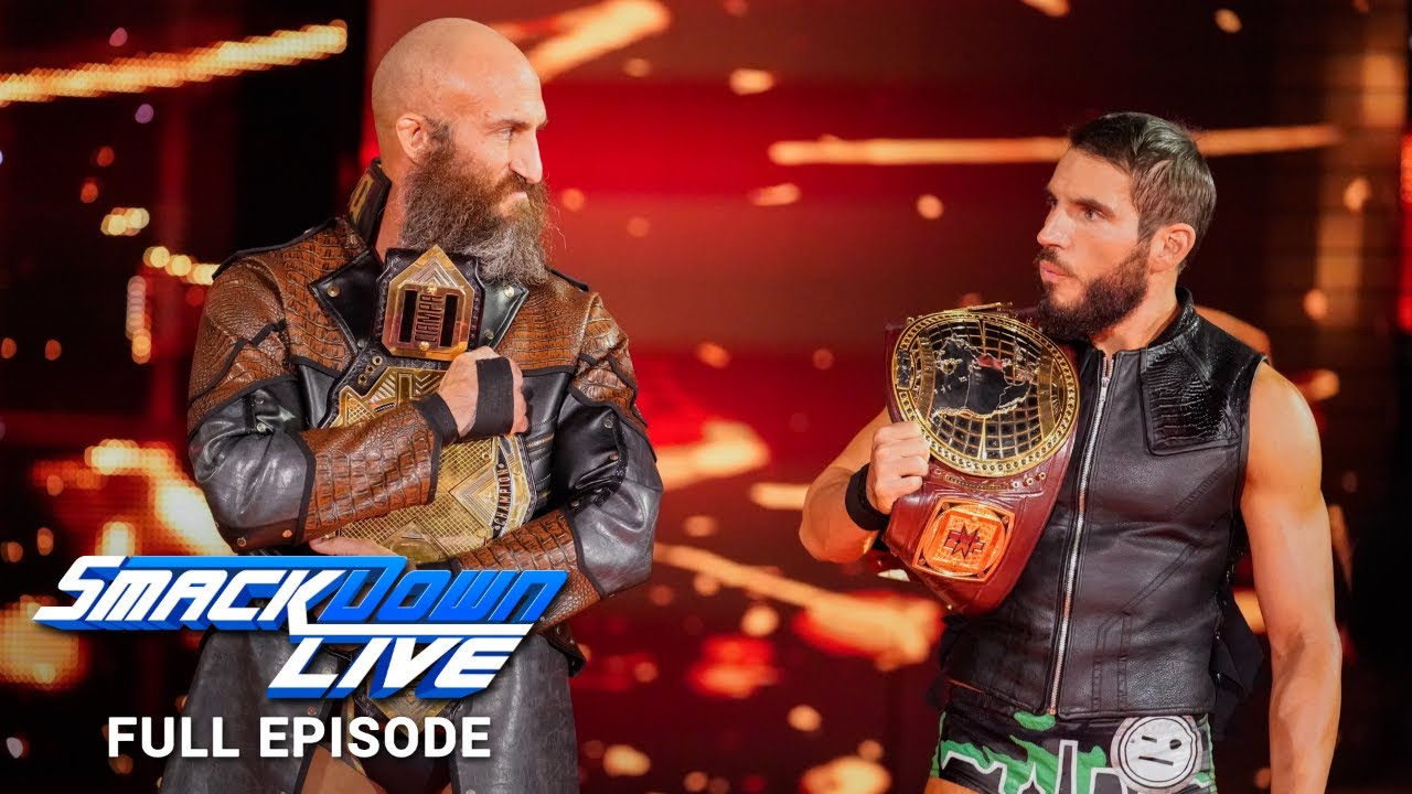 WWE SmackDown LIVE Full Episode, 19 February 2019