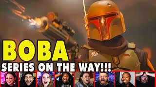 Reactors Reaction To The Post Credit Scene On The Mandalorian Season 2 Episode 8 | Mixed Reactions