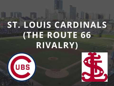 Tony Angiuli Presents: The Biggest Cubs Rivalries