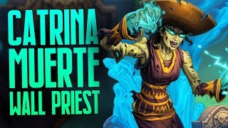 Is Wall Priest Back? | Rise of Shadows | Hearthstone