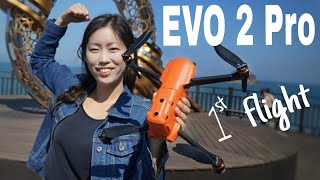 AUTEL EVO 2 PRO  |  First Impression  |  Download Original 6K Video