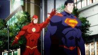 "Justice League: War - ""Now What?"""