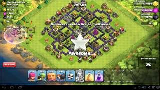 Clash of Clans Town Hall 8 Dark Elixir Farming Guide: TH8 DE