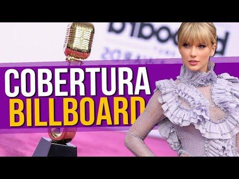 COBERTURA BILLBOARD  AWARDS 2019