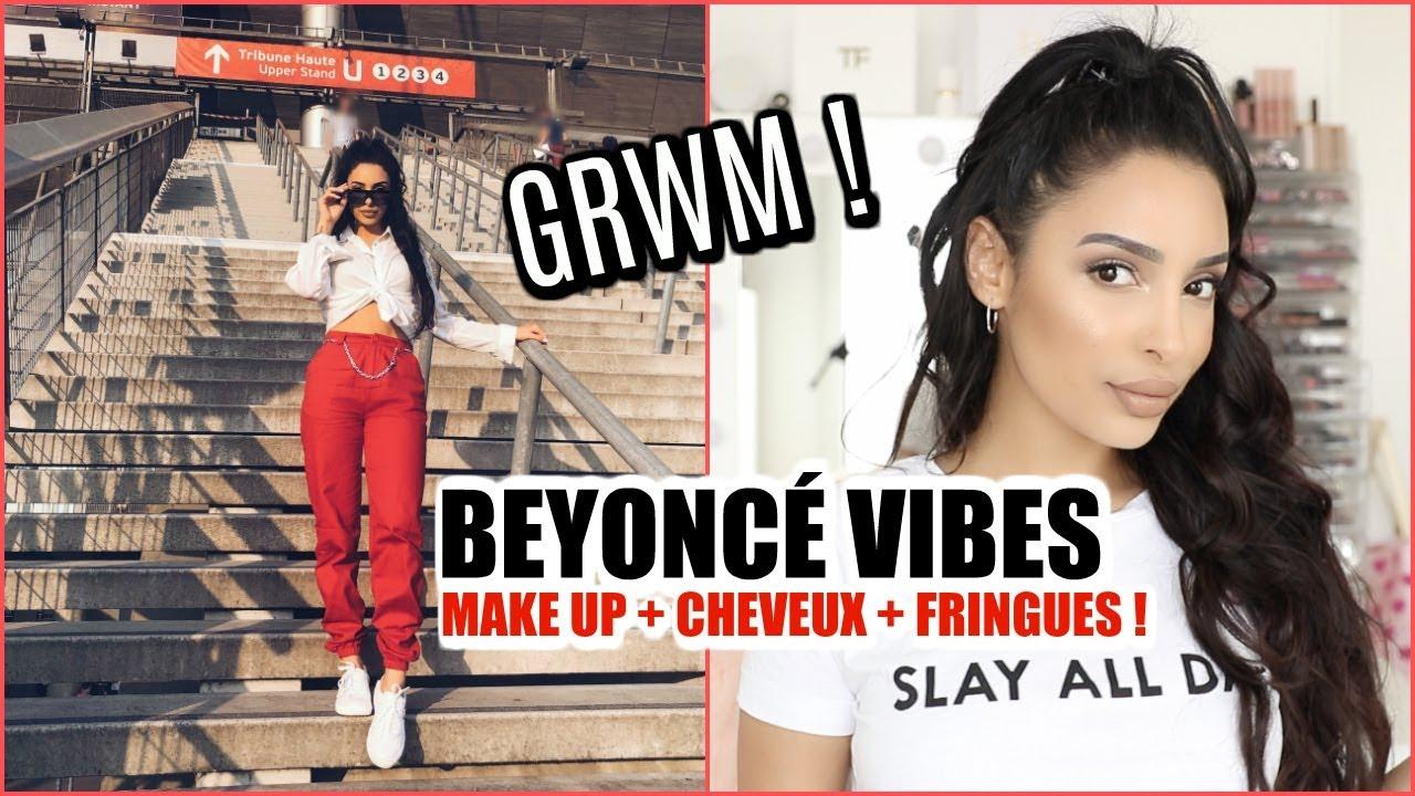 Total Look Beyoncé + Demie queue avec extensions !